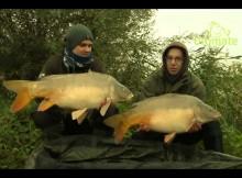 Jesenná kaprárina / Autumn fishing