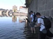 Carp team Exil - Stalking carp in Prague
