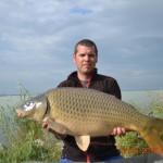 Júnová rybačka na Balatone