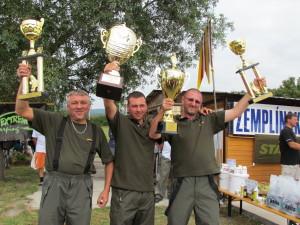 Víťazstvo na Zemplínskom kaprovi, základ úspechu bol v úspešnej kombinácii dvoch príchutí Probiotic Red One a SK30