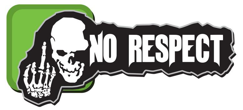 no_respect
