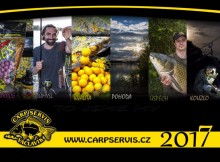 Produktový katalog Carp Servis Václavík 2017