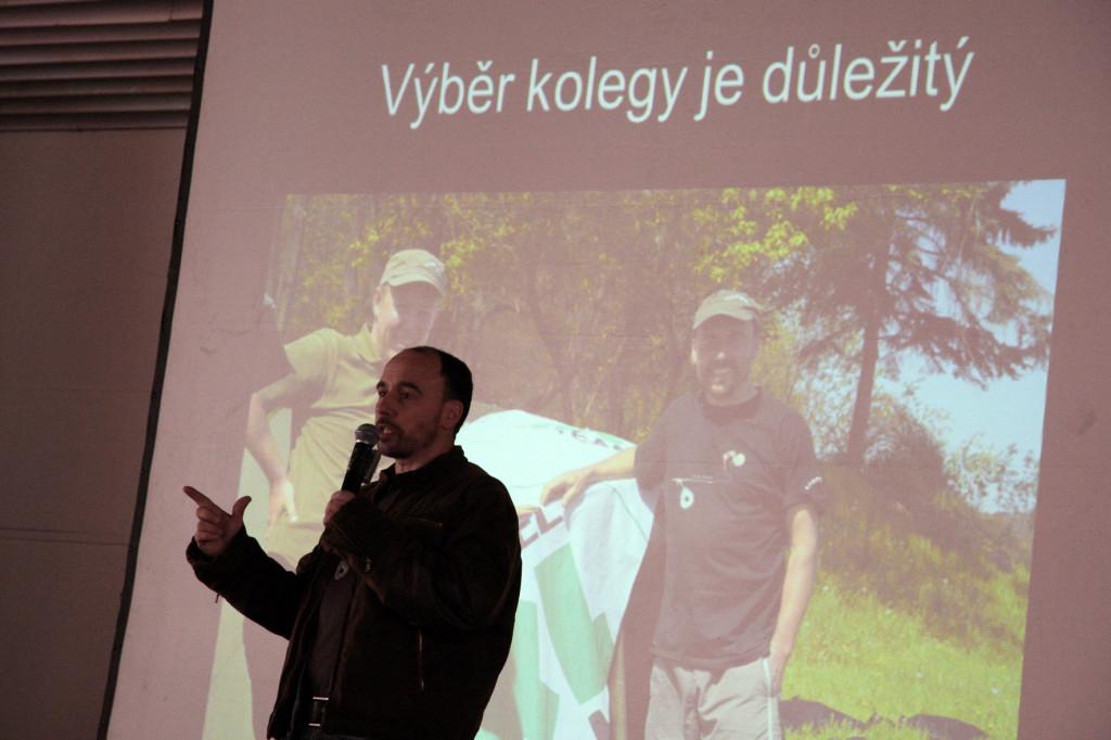 Prednáška Karla Nikla