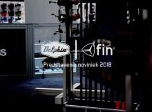 Delphin a fin predstavenie noviniek 2018